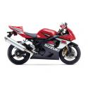 GSX-R600/750 2000-2005